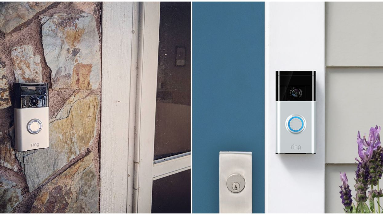 Ring Doorbell Recall In Canada Is Because There's A Risk Of Them Catching On Fire