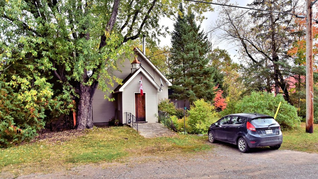 Ontario Church For Sale Has Been Completely Transformed Into An Adorable Living Space