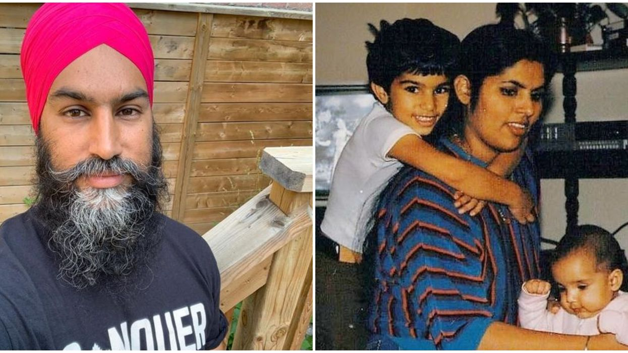 Jagmeet Singh Shares About The Violence Of Hate He's Experienced In His Life