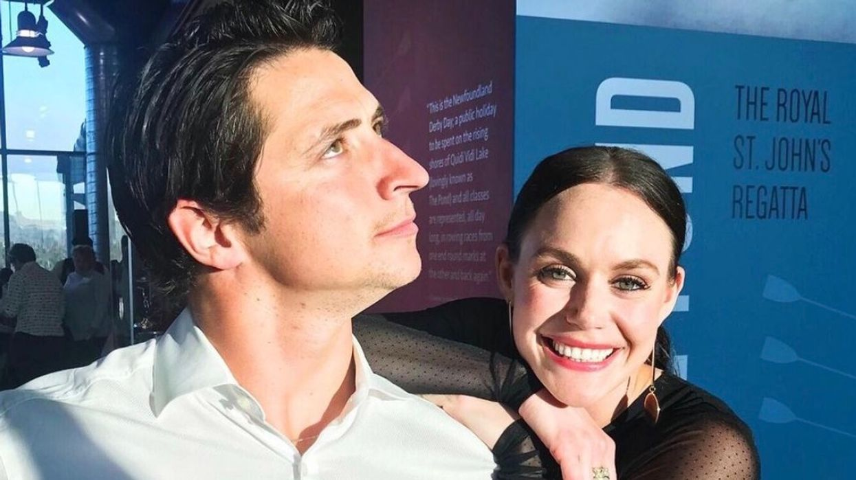 Tessa Virtue Shared A Throwback Of Her & Scott Moir That Has All The Olympic Feels (VIDEO)