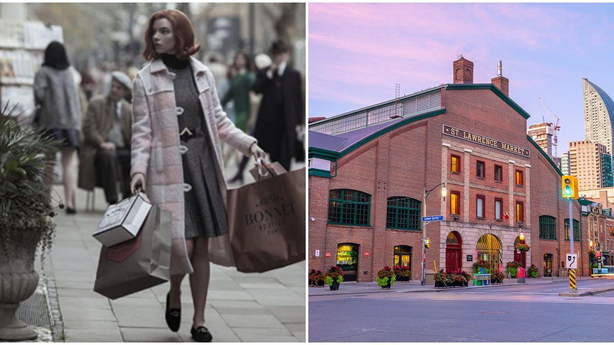 Netflix's The Queen's Gambit Was Actually Filmed In Toronto (PHOTOS)