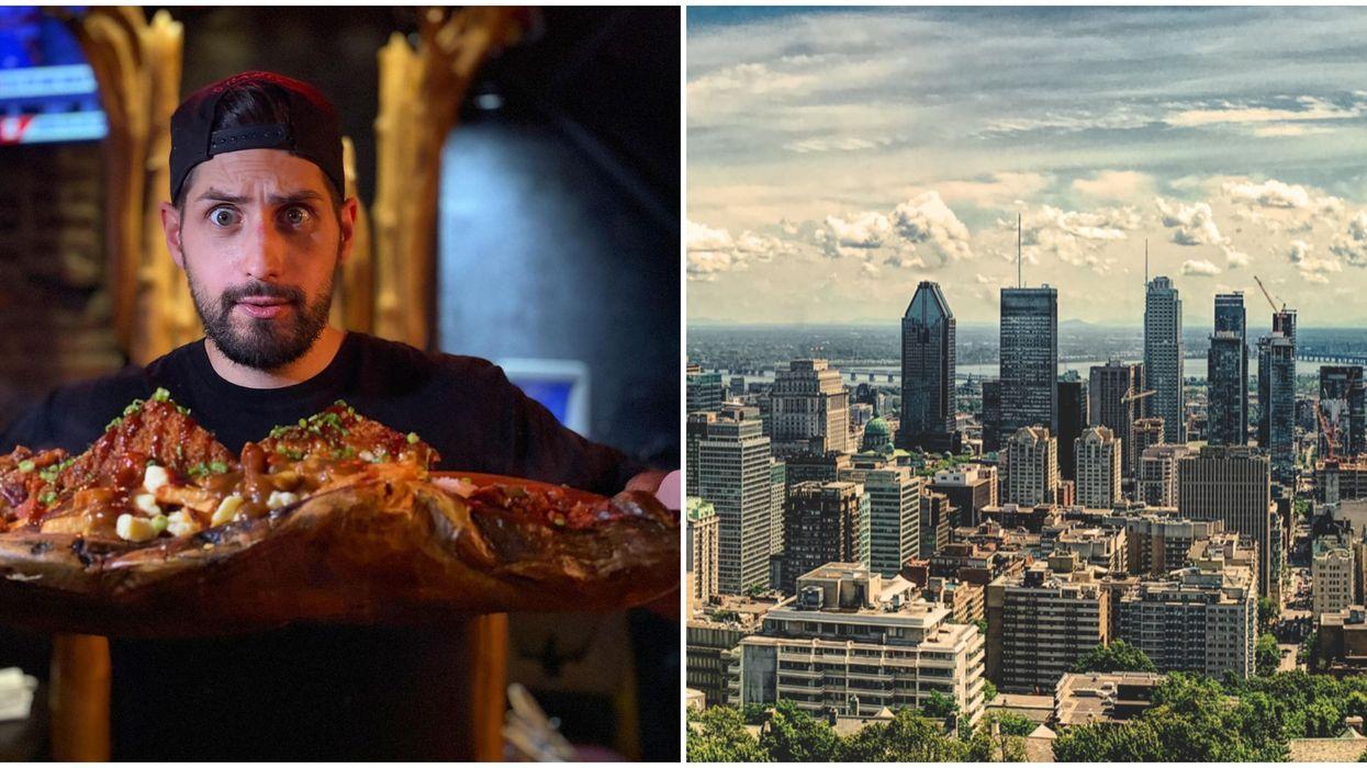 Montréal se classe dans le top 10 des destinations « foodie » à découvrir dans le monde