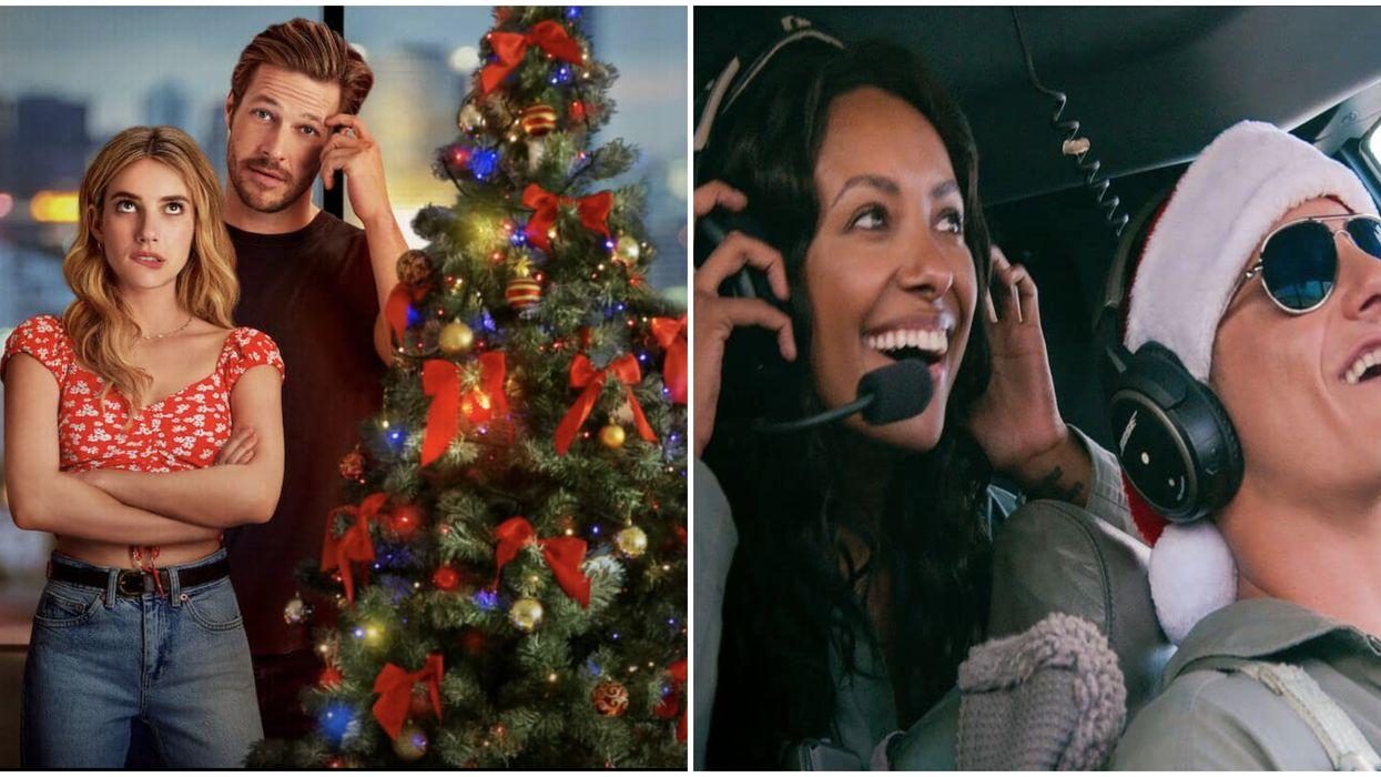 9 Christmas Movies On Netflix Canada That Aren't Hallmark
