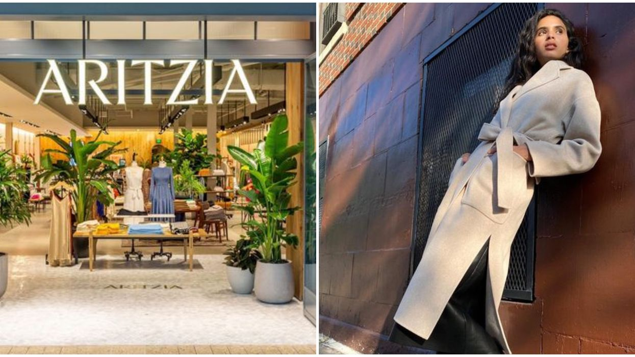 Aritzia Canada's Black Friday Sale Has Deals On Everything & You Can Get Up To 50% Off