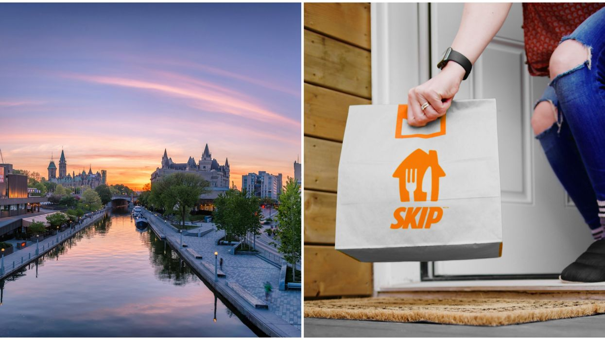 These Are The Ottawa Restaurants Offering Huge Takeout Discounts With SkipTheDishes