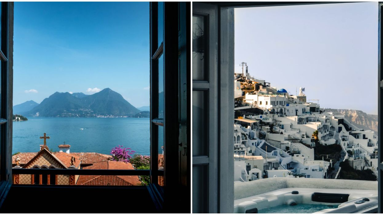 You Can 'Window Swap' With People All Over The World Right Now & It's So Fascinating