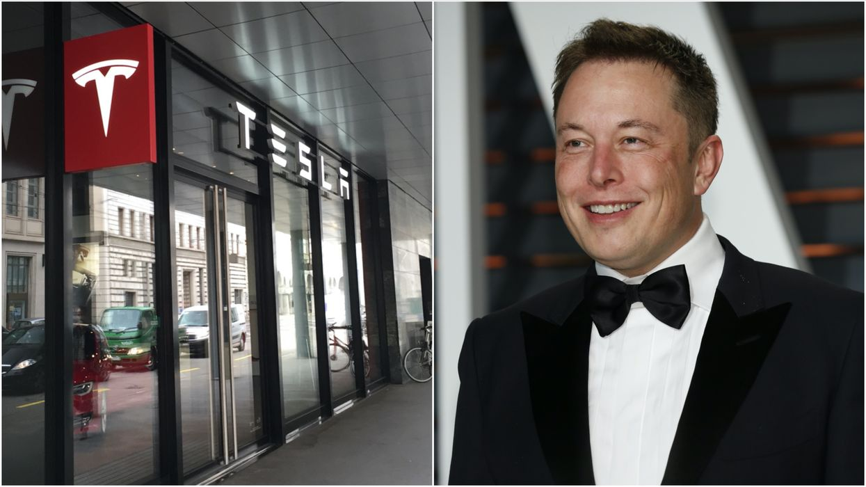 Elon Musk's Net Worth Is So High He Just Became The Second Richest Person On Earth
