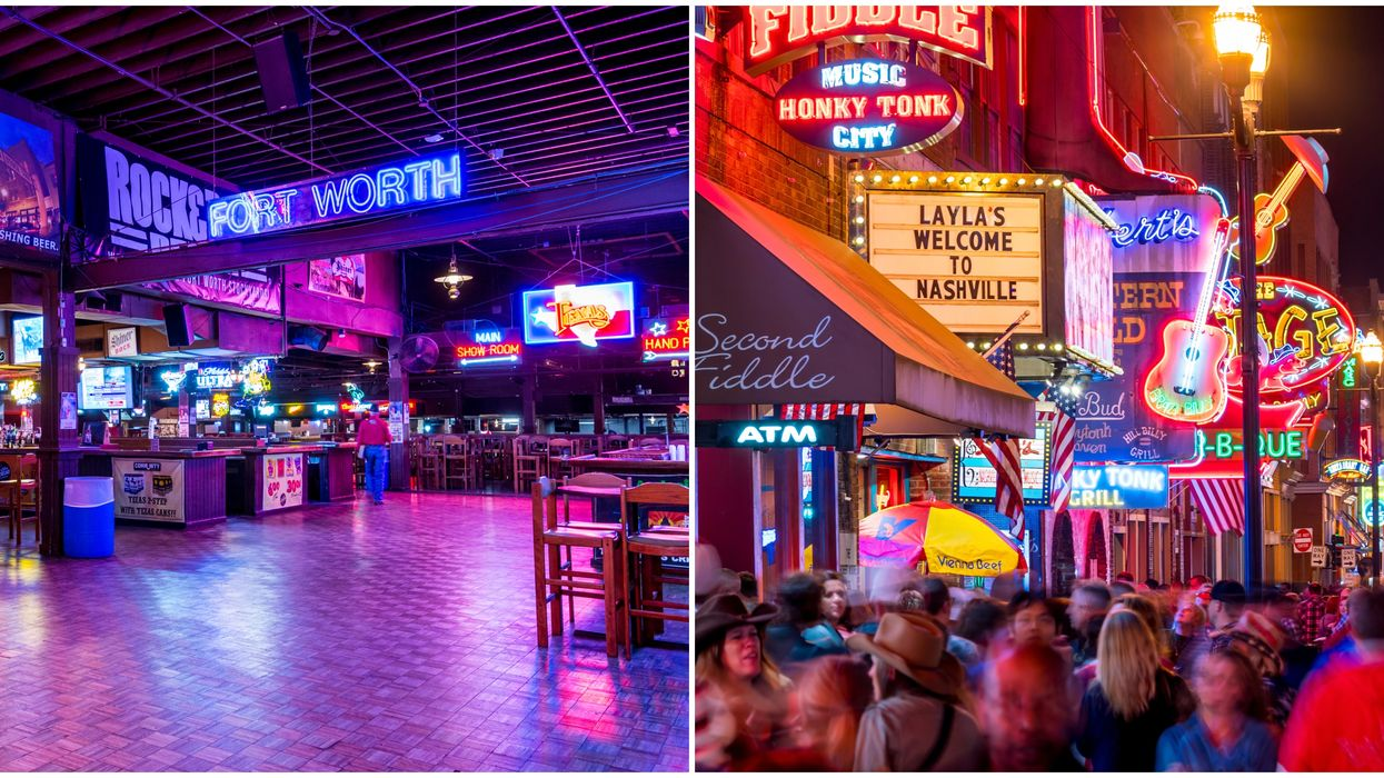 6 Texas Spots That Will Make You Feel Like You're In Nashville