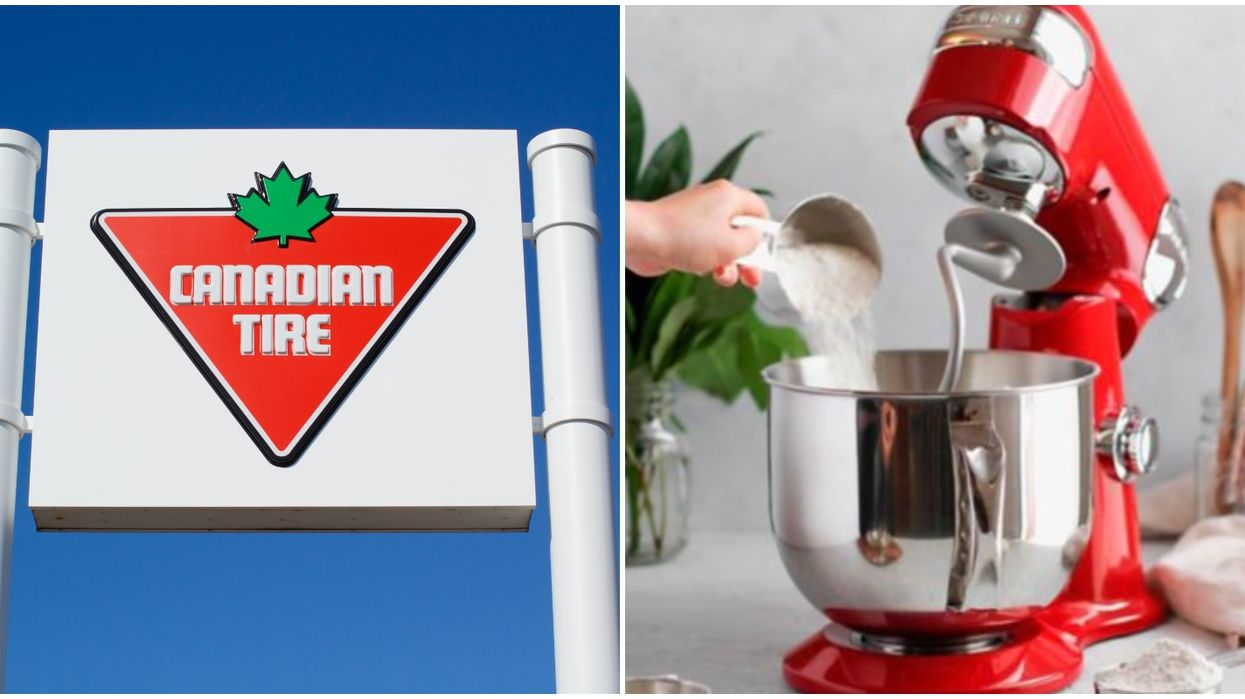 Canadian Tire Has A Huge Holiday Sale On This Week & Some Items Are $200 Off