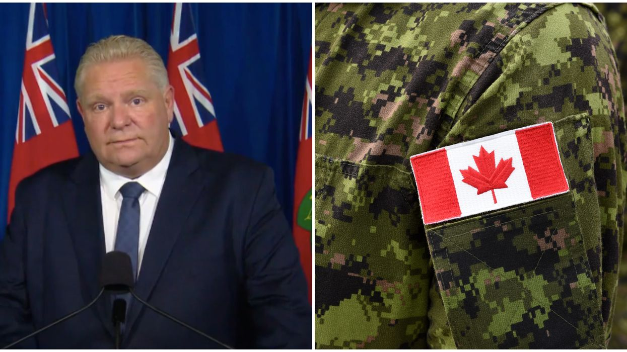 Ontario's COVID-19 Vaccine Will Be Rolled Out By New Military Expert