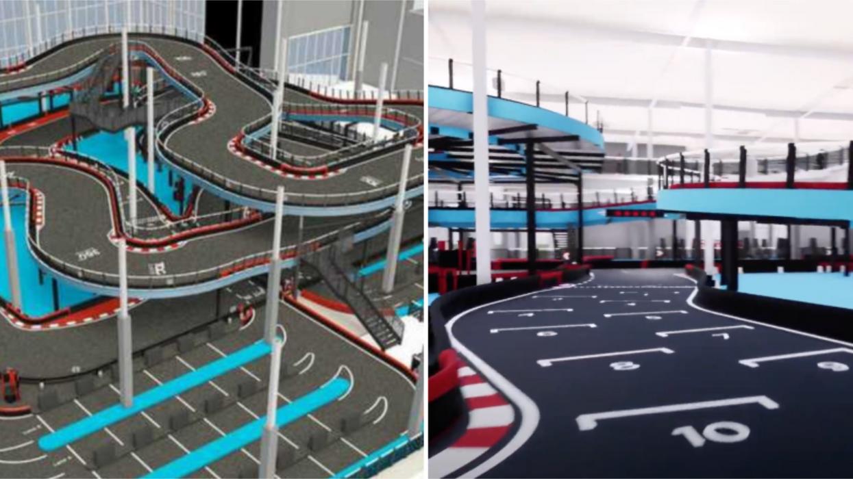 Centre TAG E-karting & Amusement