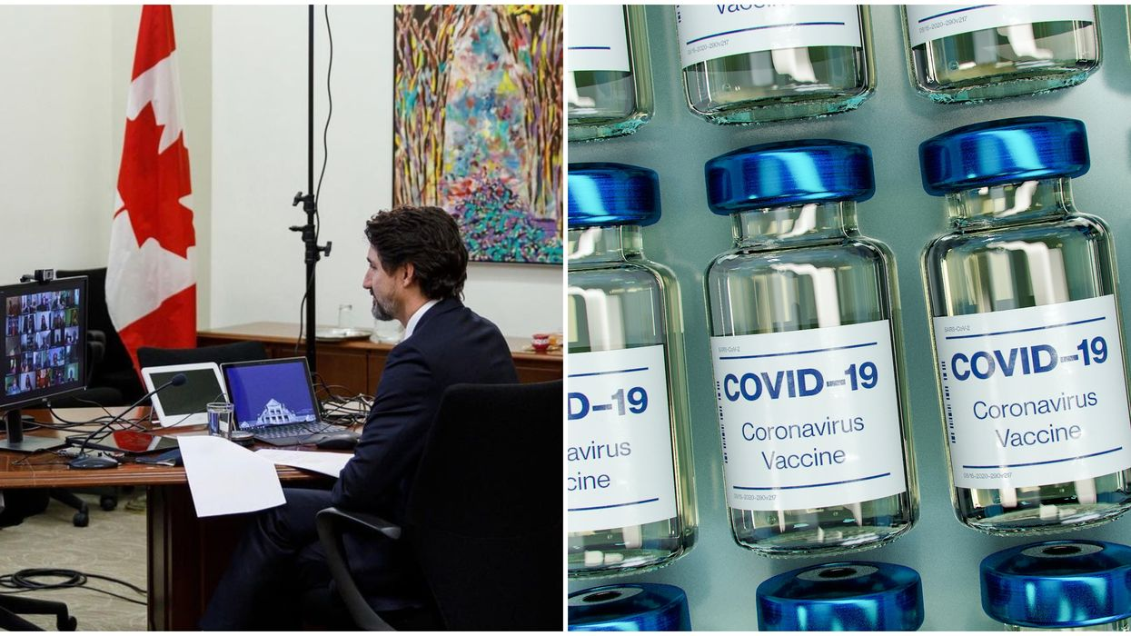 Other Countries Set To Have COVID-19 Vaccines By December While Canada Could Wait Months