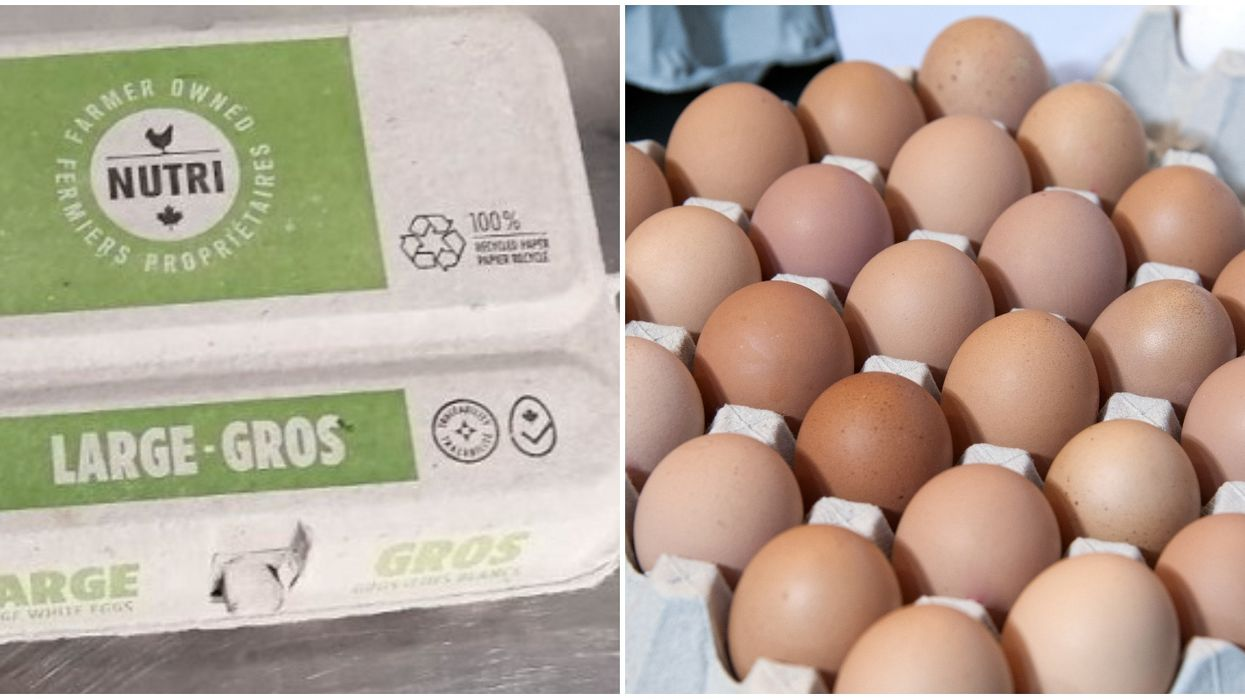 Canada's Egg Recall Has Now Expanded To Another Province