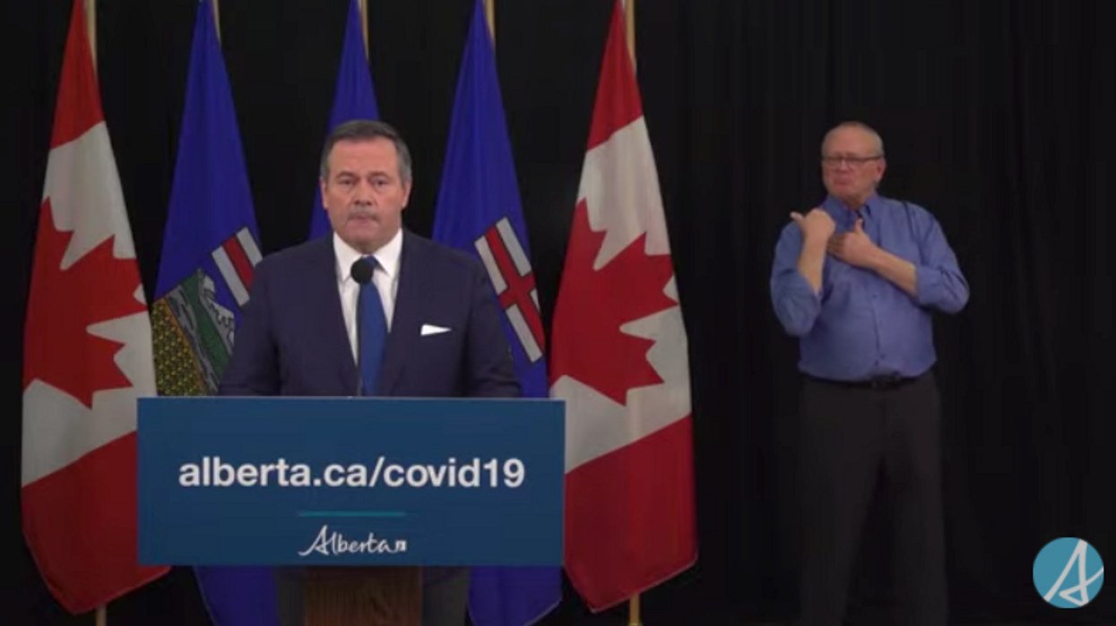 Alberta Just Declared A State Of Public Health Emergency & Banned All Indoor Gatherings
