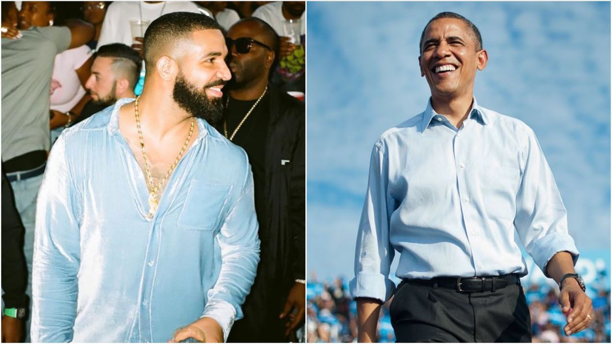 Barack Obama Just Revealed He'd Be Happy For Drake To Play Him In A Movie