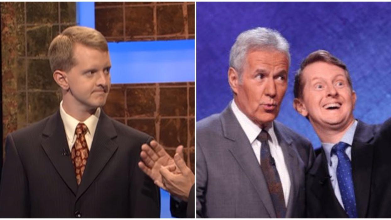 New 'Jeopardy!' Host Ken Jennings Is Already Under Fire For An Old Tweet