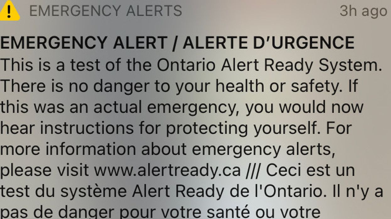 Canada's Emergency Alerts Are Still Scaring The Pants Off People & It's Pretty Hilarious