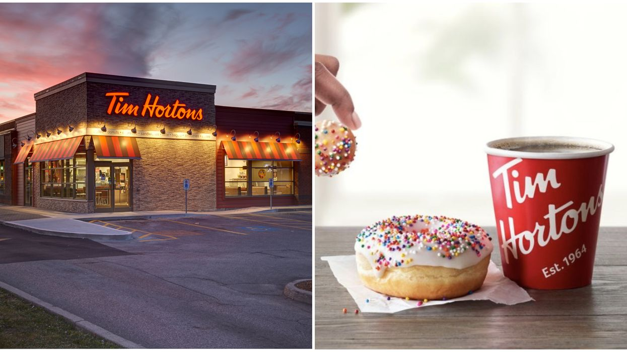 Tim Hortons Free Donut Deal For Black Friday Is Happening All Weekend Long
