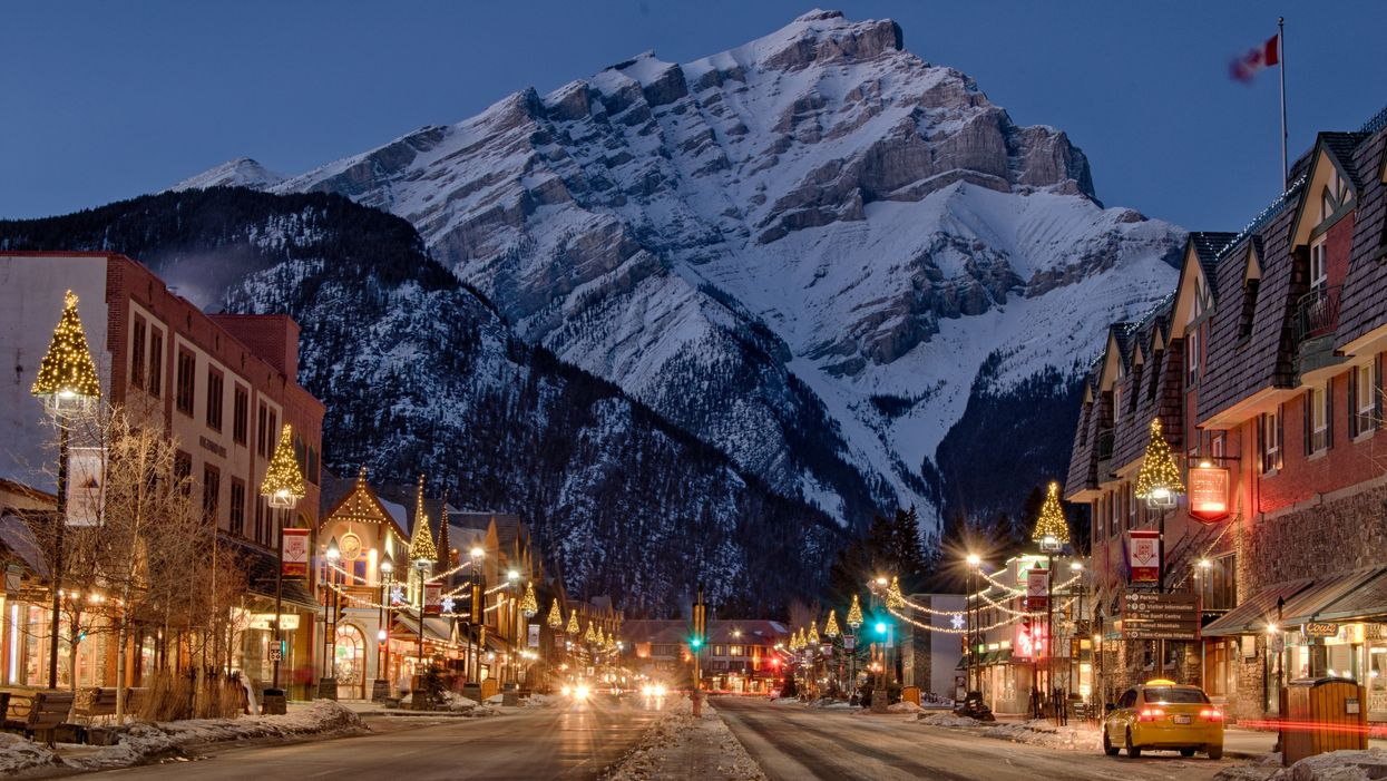 Alberta's Famous Mountain Town Is Now In A State Of Emergency Because Of COVID-19 Cases