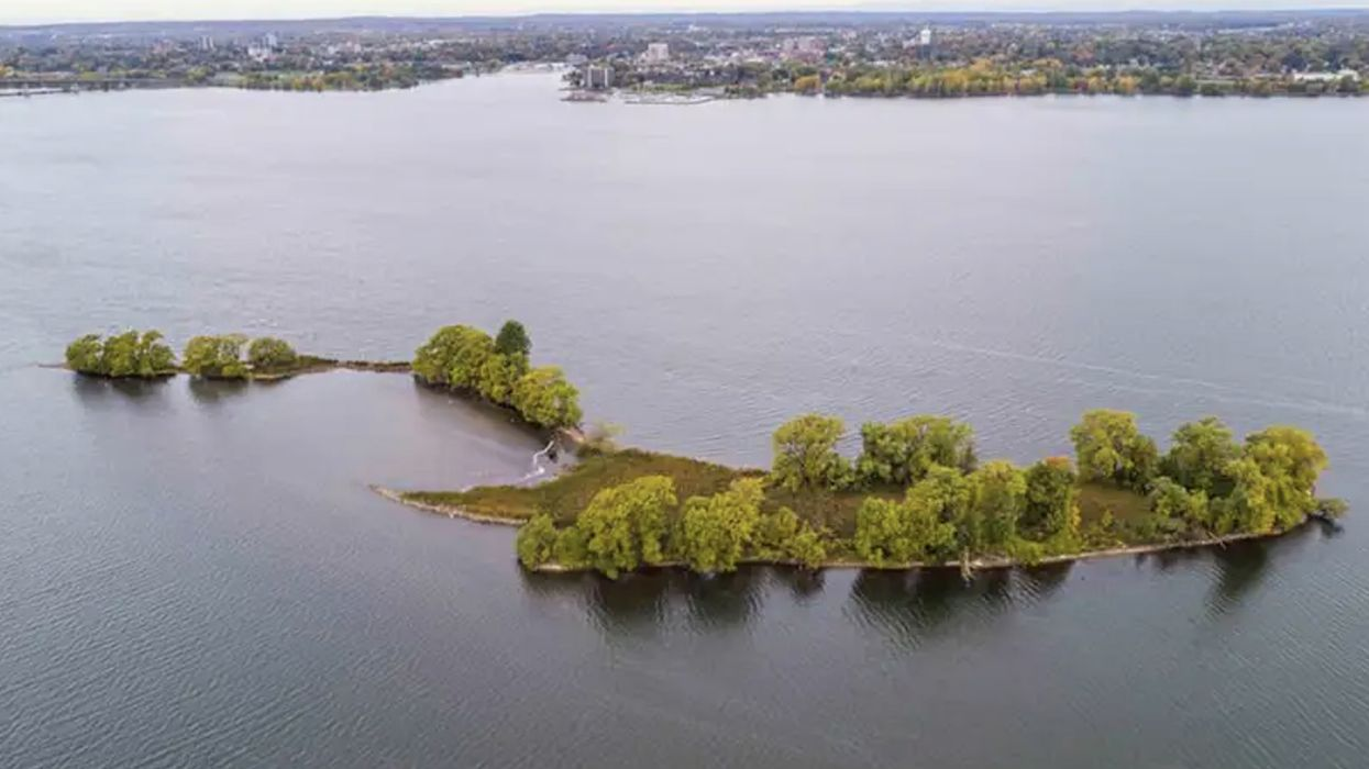 Private Island For Sale In Ontario Is Cheaper Than A Toronto Shoebox