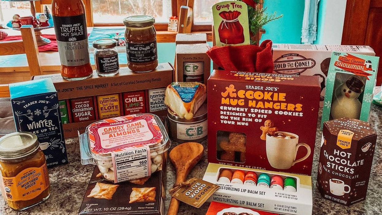 Trader Joe's Holiday Items Seasonal Items