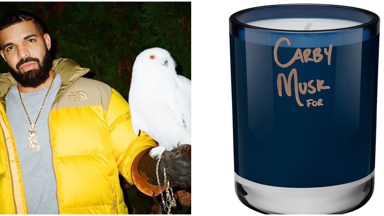 Drake Is Selling Candles That Smell Like Himself & You Can Get Notified When They're On Sale