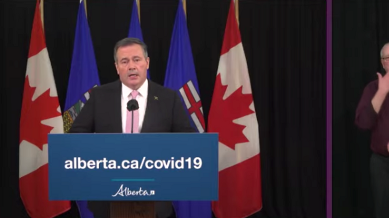 Kenney Says Alberta's Ready To Roll Out COVID-19 Vaccines ASAP But They Won't Be Mandatory
