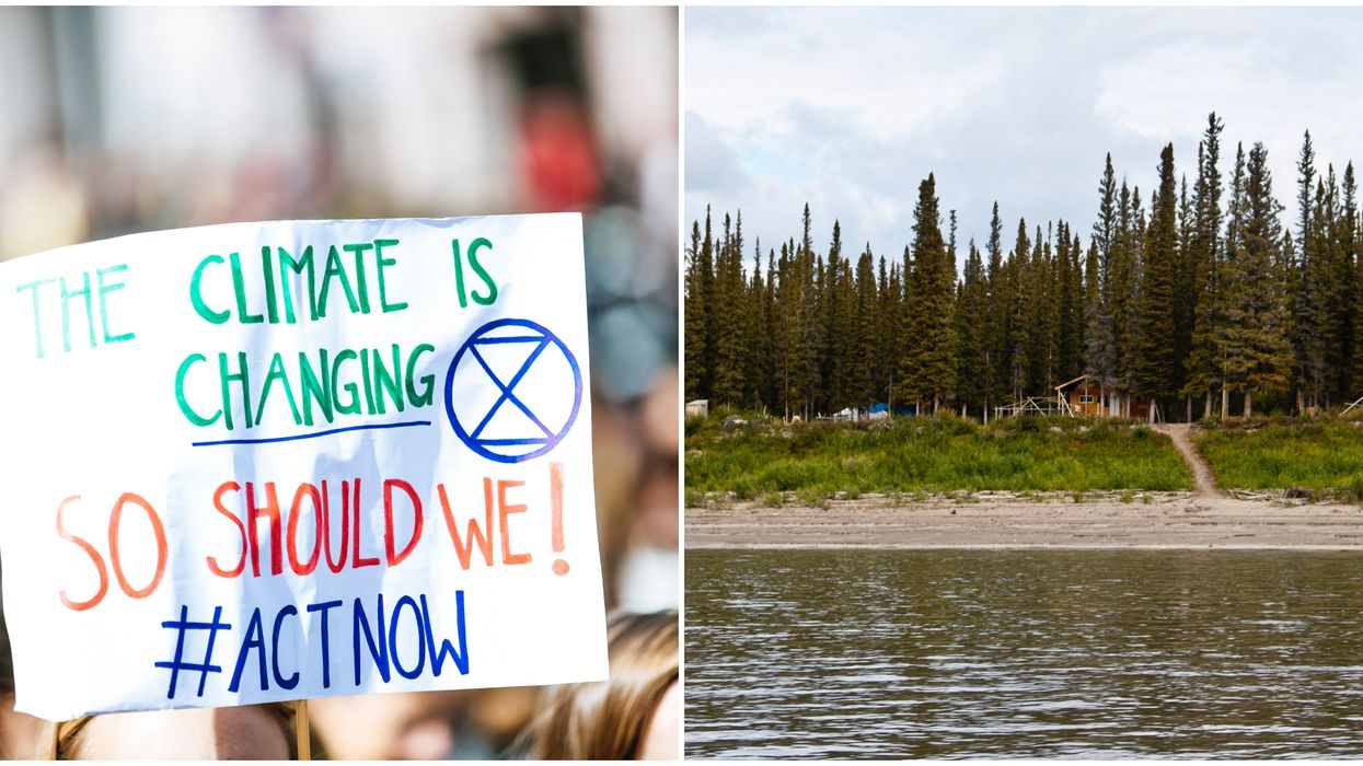 Climate Change Is Going To Cost Canada Billions & One Region Will Be Hit Extra Hard