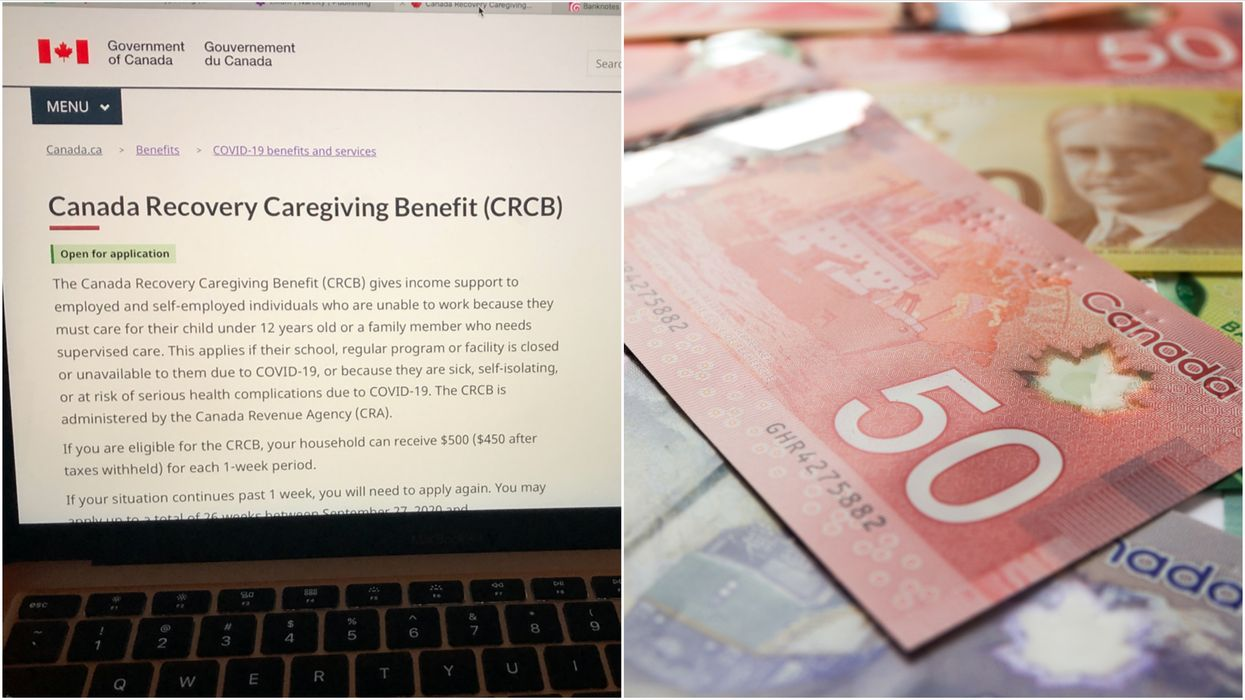 Canada Recovery Caregiving Benefit: Here's Everything You Need To Know About Claiming