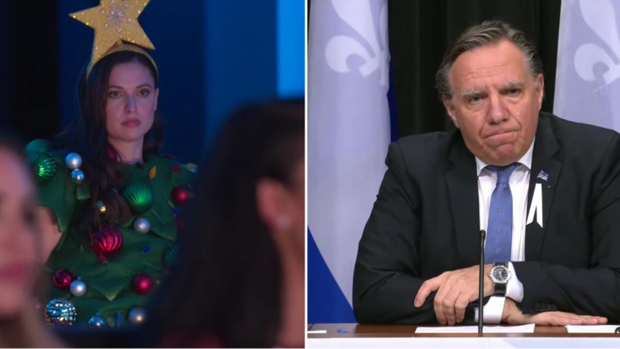 Annulation des rassemblements de Noël : 8 «memes» qui illustrent la réaction des Québécois
