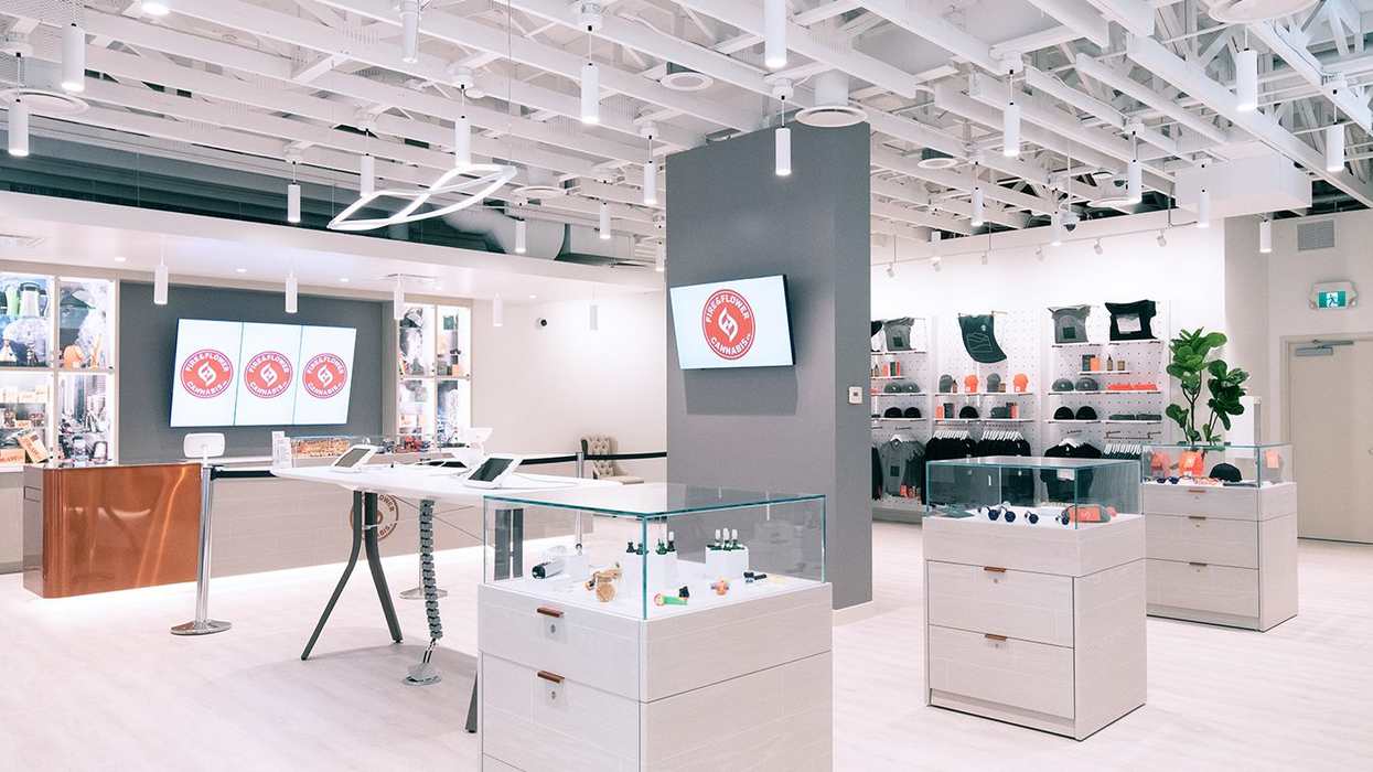 This Canadian Cannabis Retailer Is Now Offering Delivery From 4 New Locations In Toronto