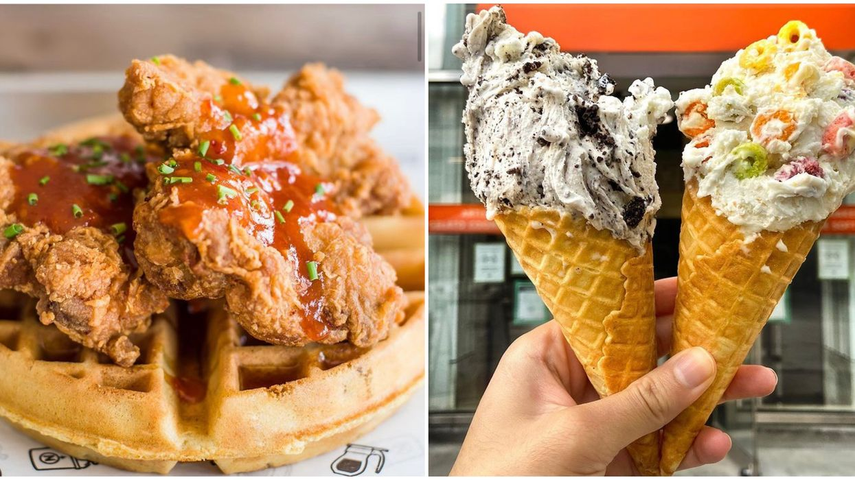 7 Toronto Take Out Spots That Will Satisfy All Your Comfort Food Cravings