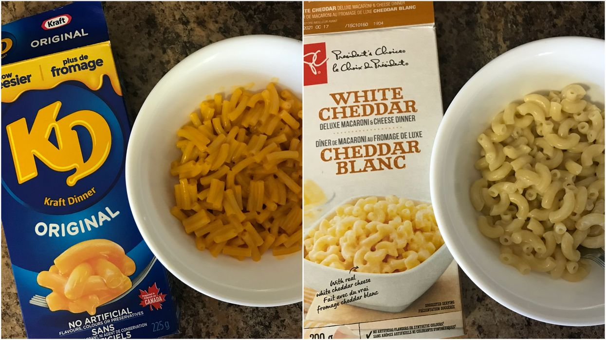I Tried KD vs Canada's 'New Favourite' Macaroni & This Is My Honest Opinion