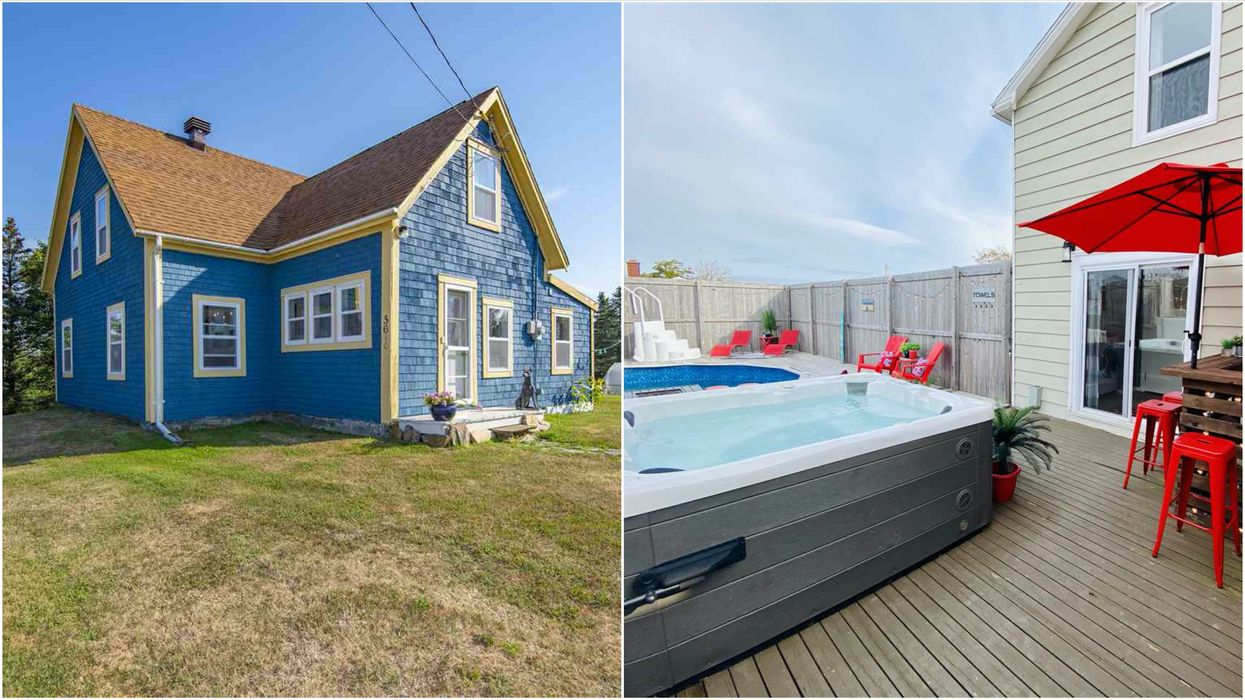 You Can Actually Buy Super Nice Houses For Less Than $200k All Across Nova Scotia (PHOTOS)