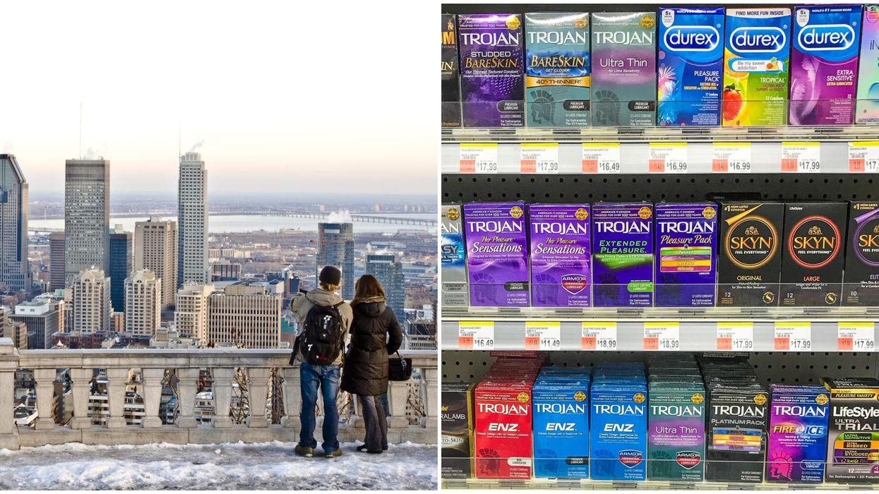 COVID-19 : Les habitudes sexuelles des Montréalais changent les données sur les ITSS