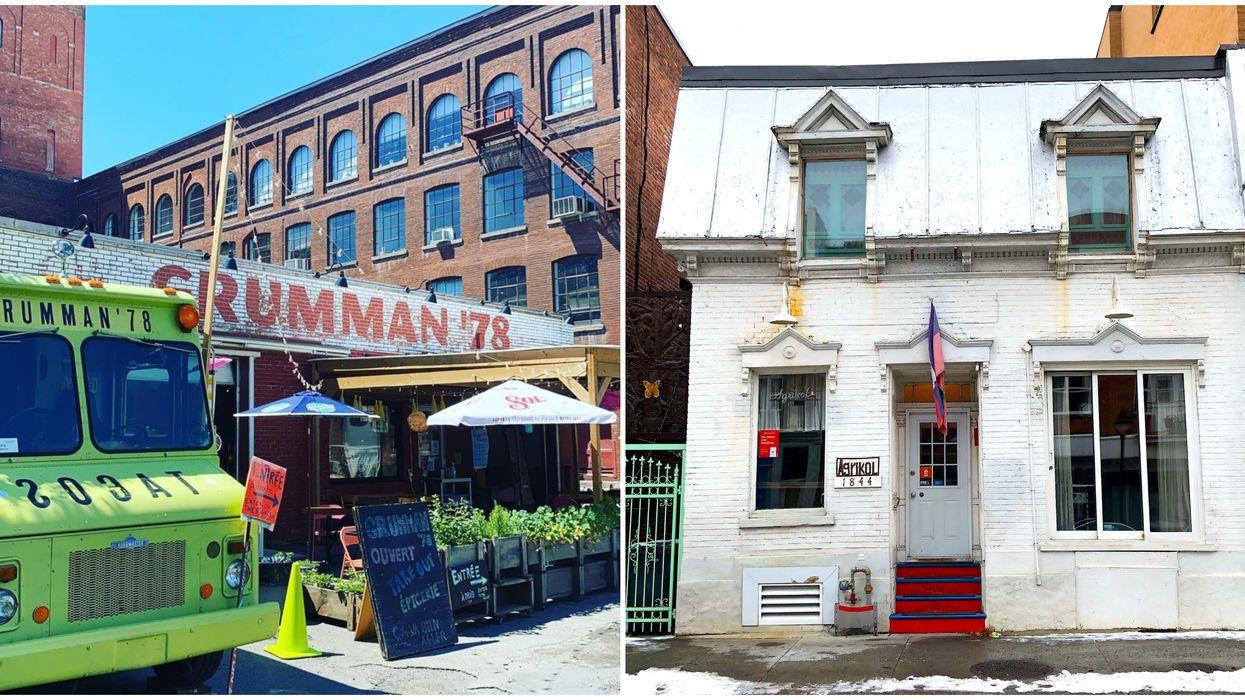 Fermeture restaurant : Ces 9 restos à Montréal ont dû fermer leurs portes en 2020