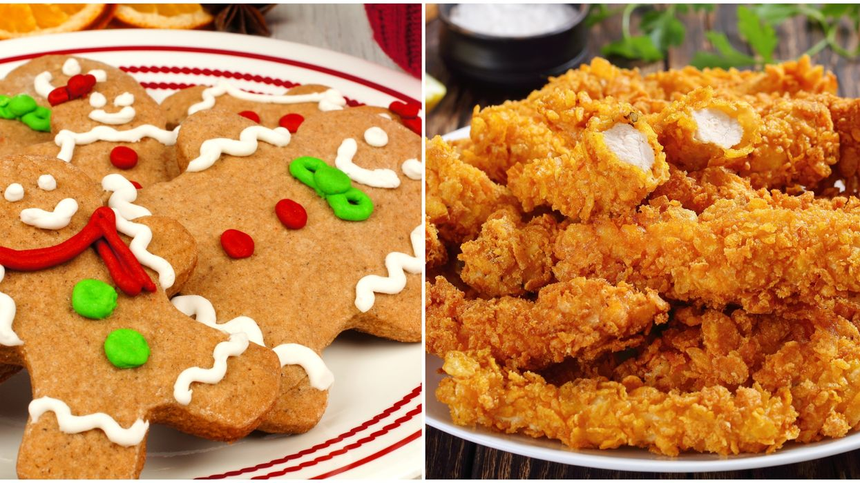 A Photographer Couple Created TV Dinners Based On Christmas Movies & They Are Amazing