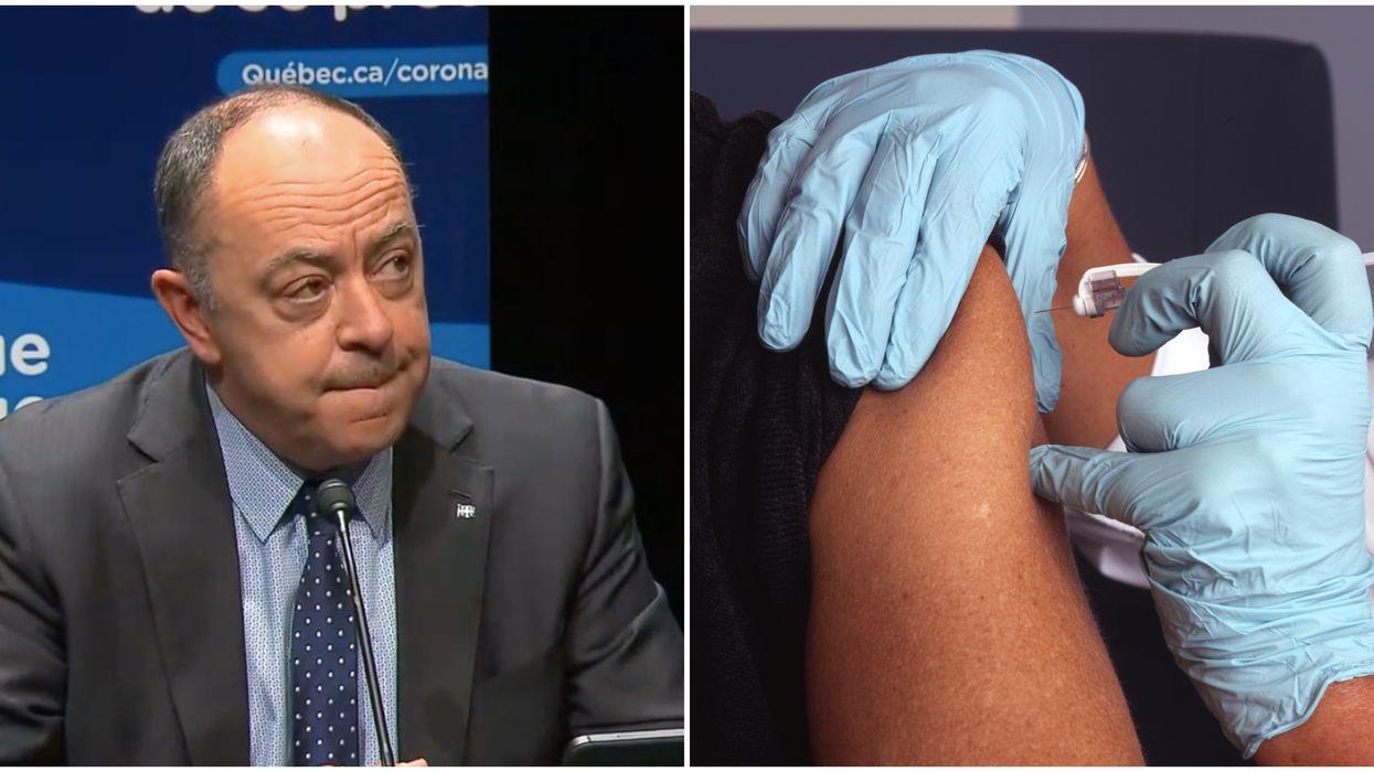 Voici comment se déroulera la vaccination contre la COVID-19 au Québec