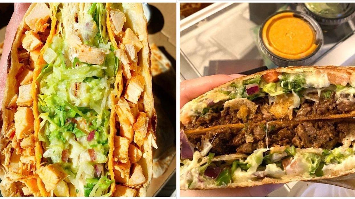 Man vs. Fries Atlanta Burritos Quesadillas Nachos Georgia