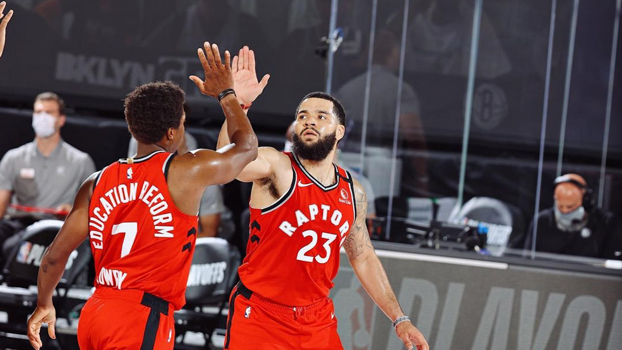 Toronto Raptors Were One Of The Most Discussed NBA Team On Reddit In 2020