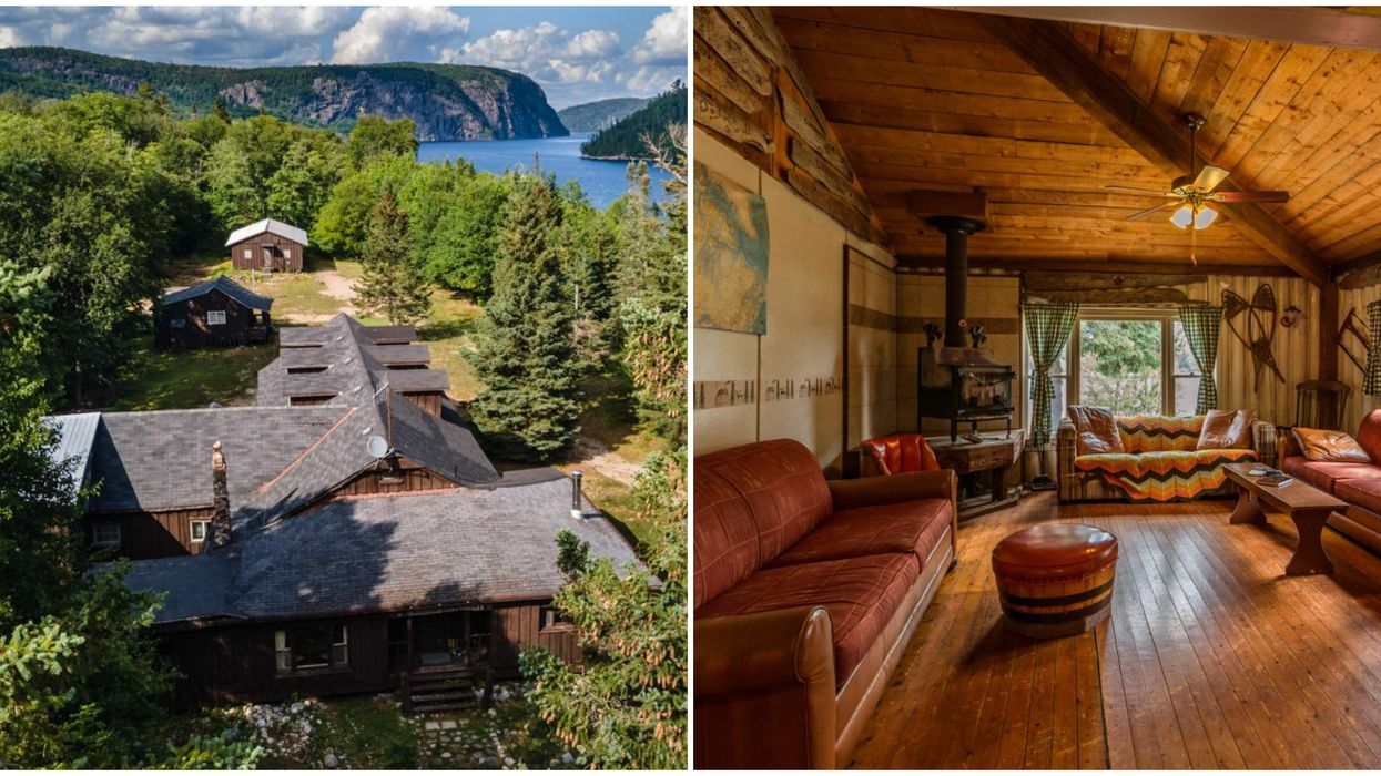 Ontario Lodge For Sale Has 20 Bedrooms And Is Still Somehow Listed Under $500,000