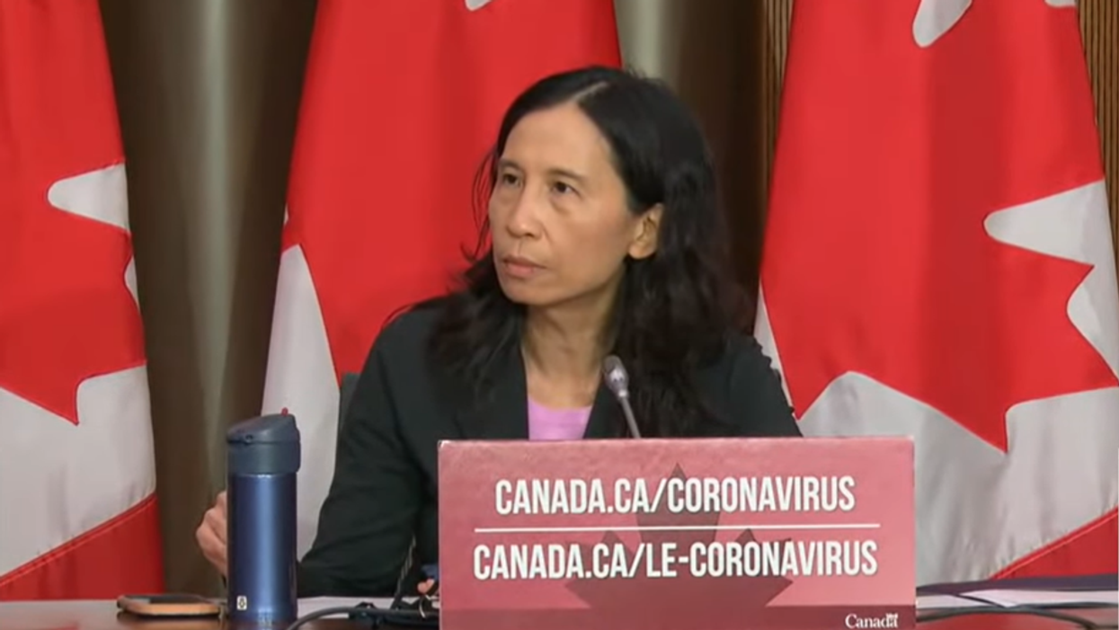 Dr. Theresa Tam Was Named One Of The Top Canadian Twitter Accounts Of 2020