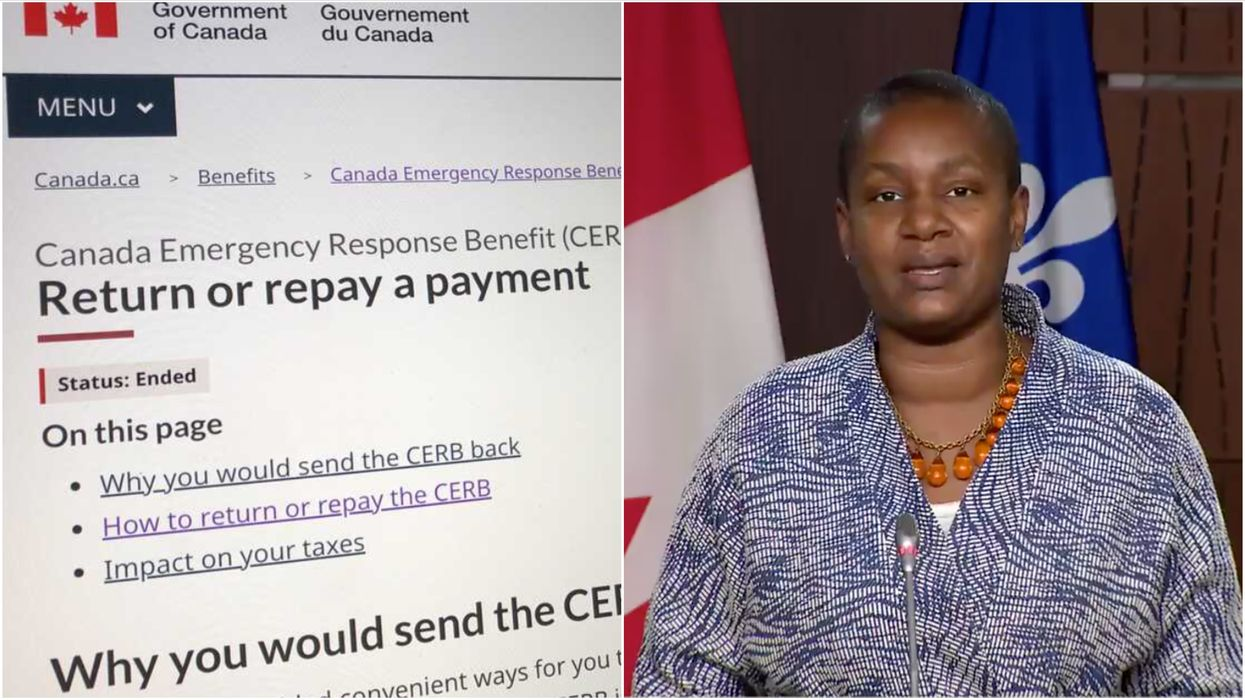 CERB Repayments Should Be Scrapped Before 2021 Says Green Party Leader