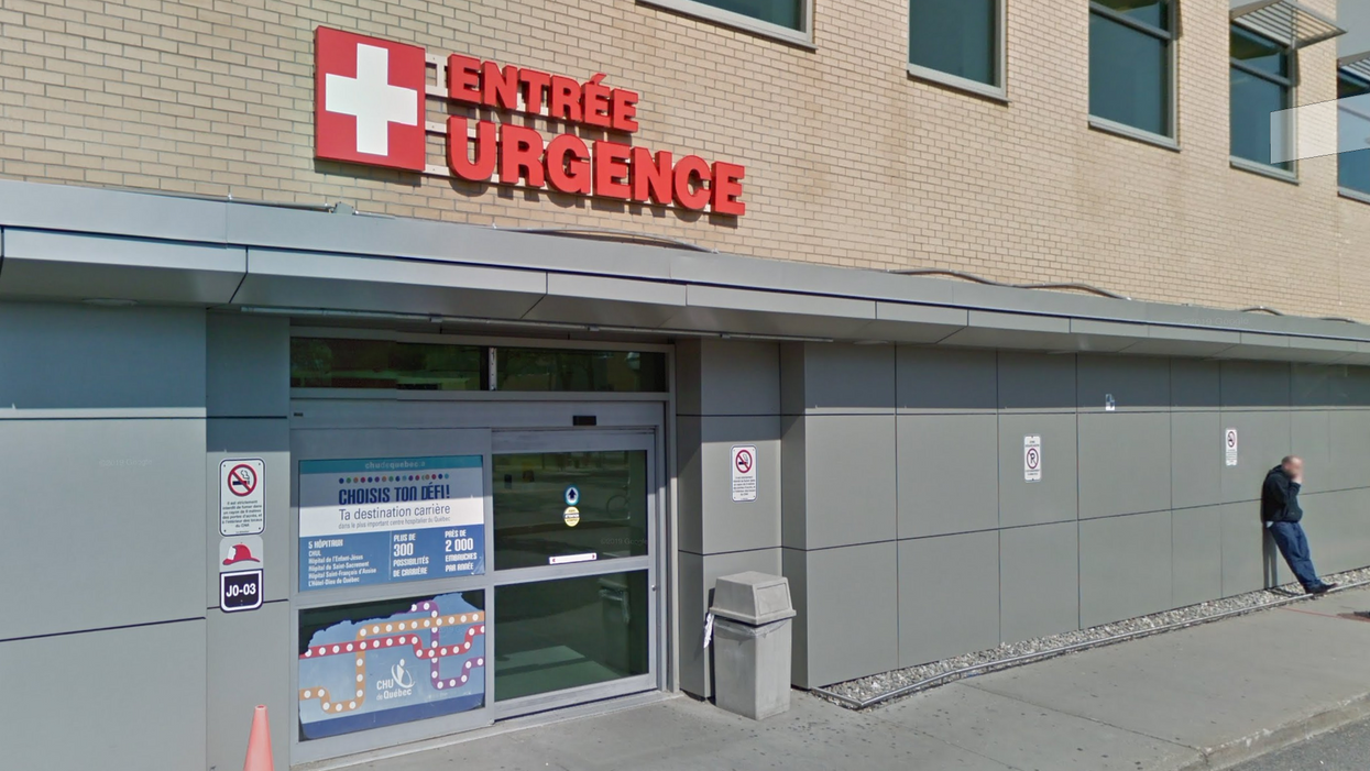 Les urgences de ces quatre hôpitaux de Québec dépassent leur capacité d'accueil