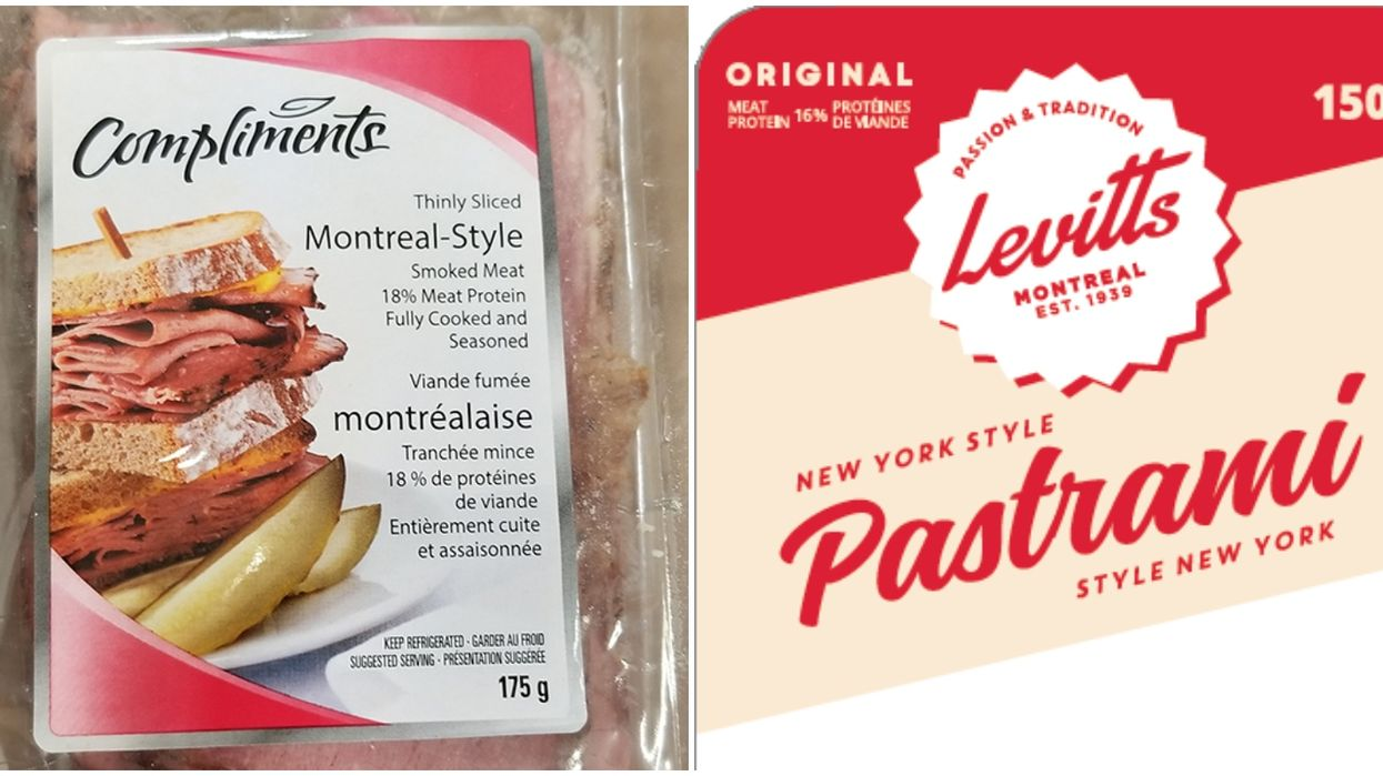 Deli Meat Has Been Recalled In Canada Due To A Risk Of Listeria