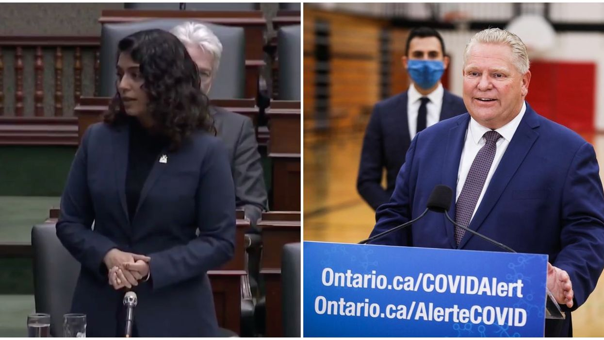 Ontario Is Apparently Sitting on $12 Billion Of COVID-19 Support Money It Hasn't Used