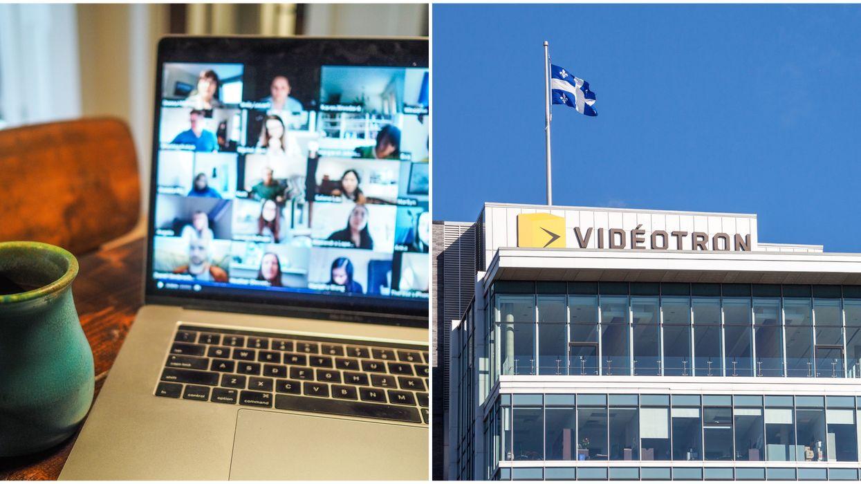 Vidéotron retire la limite de données de ses forfaits Internet pour le temps des Fêtes