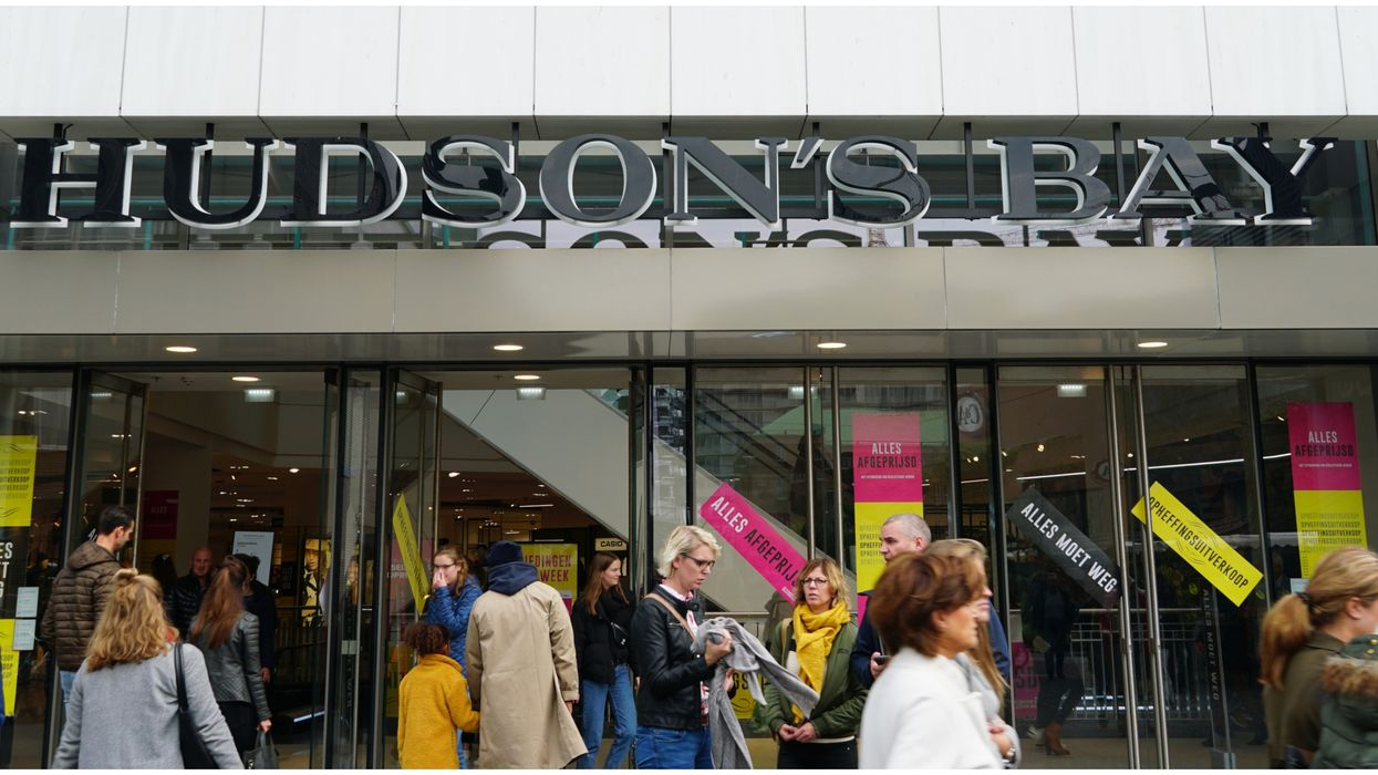 """Hudson's Bay Says Ontario Shopping Rules Are """"Unfair"""" & They're Going To Court To Prove It"""