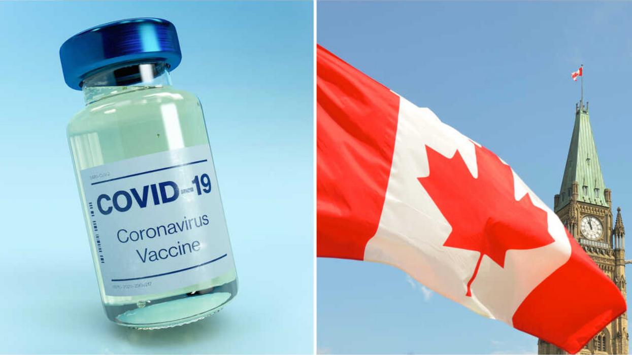 Vaccin COVID-19 : Le Canada veut avoir vacciné tout le monde d'ici la fin 2021