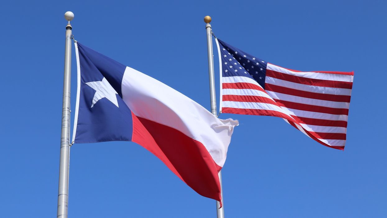 'Texit': The Lone Star State Could Actually Secede If This New Bill Goes Through